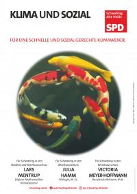 Klima und Sozial -- Zhenya Li: Koi, 2014